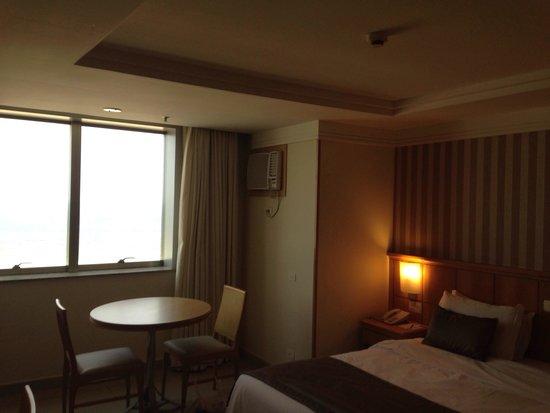 Hotel Astoria Copacabana: Quarto