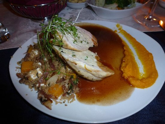 The Locke Restaurant: Chicken Dinner