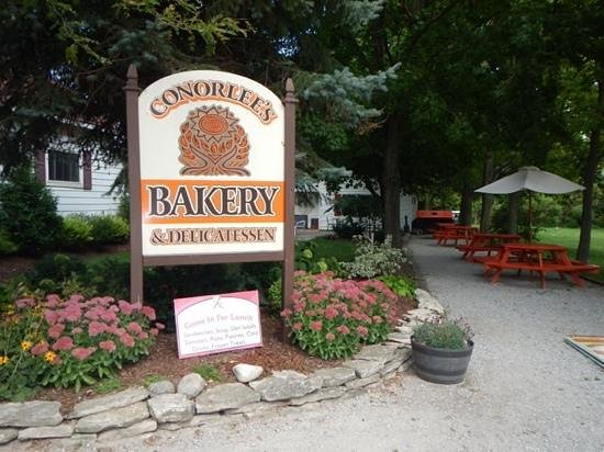 Conorlee's Bakery & Delicatessen: the place to eat