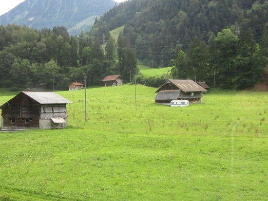 Interlaken Youth Hostel: A leisurely stroll