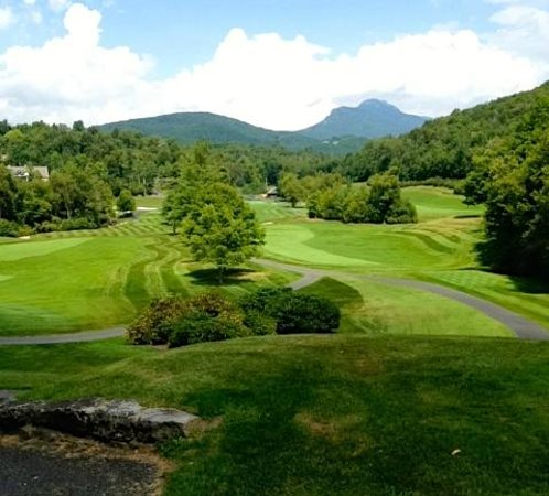 Eseeola Lodge at Linville Golf Club: Linville Golf Club