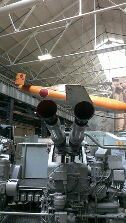 National Museum of the United States Navy: 人間ミサイル 桜花