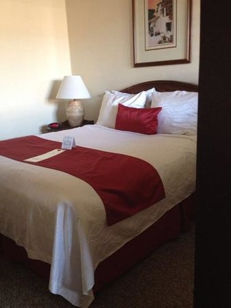 Bed in kamer picture of best western plus hacienda hotel old town san diego tripadvisor - Bed kamer ...