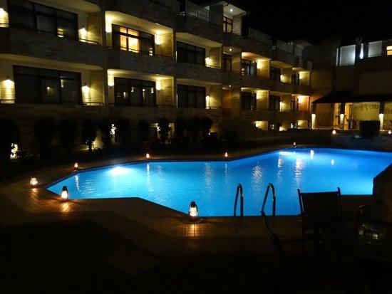 Roca Golf Hotel : Peaceful evening