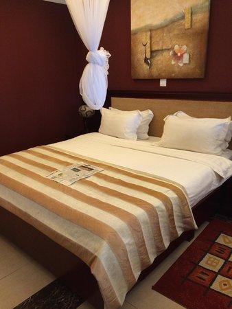 Roca Golf Hotel : Best rest I had in Bujumbura