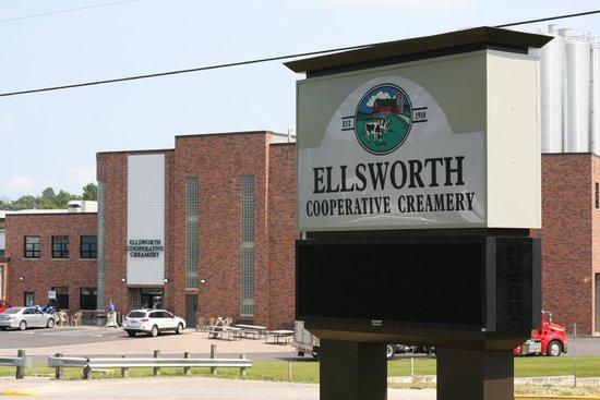 เอลส์เวิร์ท, วิสคอนซิน: Ellsworth Cooperative Creamery
