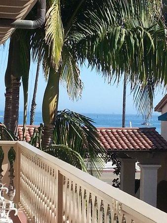 Harbor View Inn: Ocean View