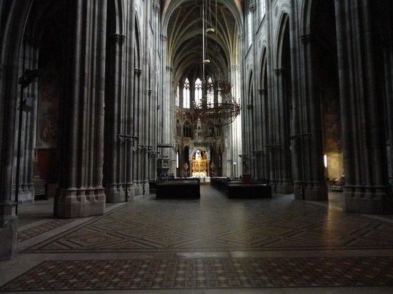 Votivkirche: Interior