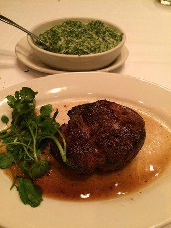 Morton's The Steakhouse: Filet Mignon 12 Oz