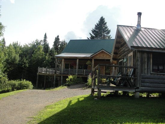 Little Lyford Lodge and Cabins: Maine lodge
