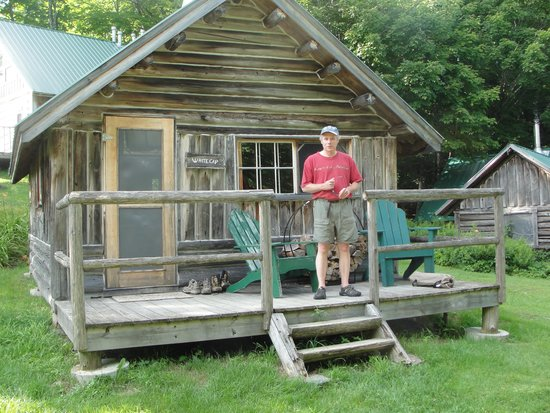 Little Lyford Lodge and Cabins : cabin
