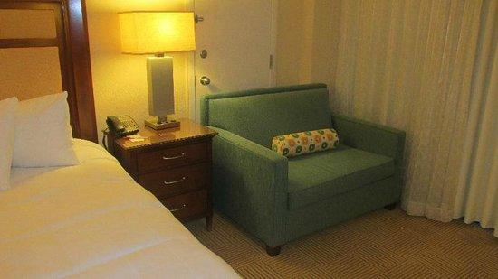 Marvelous Room Twin Sleeper Sofa Picture Of Orlando World Center Short Links Chair Design For Home Short Linksinfo