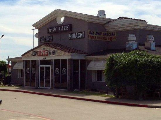 Review Of Kaze Sushi Hibachi Restaurant Mesquite Tx Tripadvisor