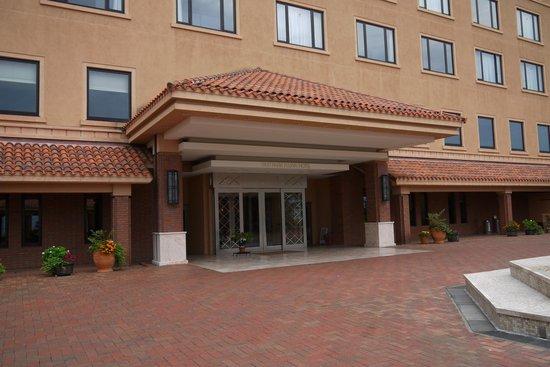 Fruit Park Fujiya Hotel: ホテルの玄関です