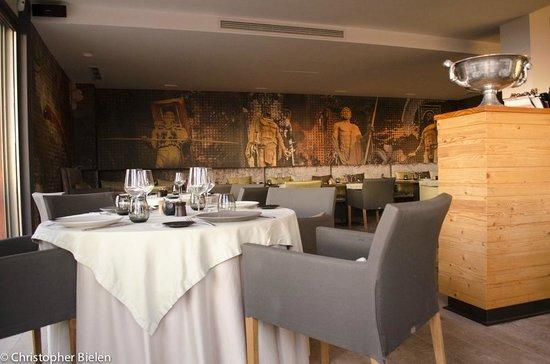 Restaurante Cafe Mencey: Top floor