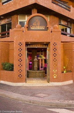 Restaurante Cafe Mencey: Entrance