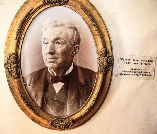 South Park City Museum: Rev.Dyer