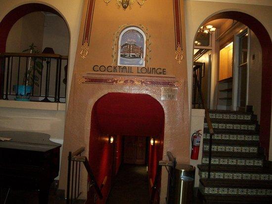 Hotel Monte Vista: lobby