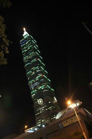 Lights of tower picture of taipei 101 taipei tripadvisor for Taipei tower ball
