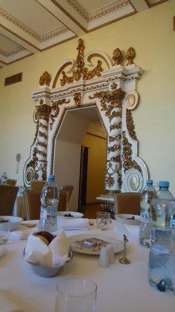 The Ritz-Carlton, Moscow: entrada do restaurante