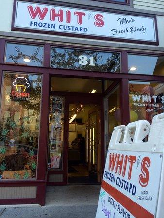 Whit's Frozen Custard of Delaware