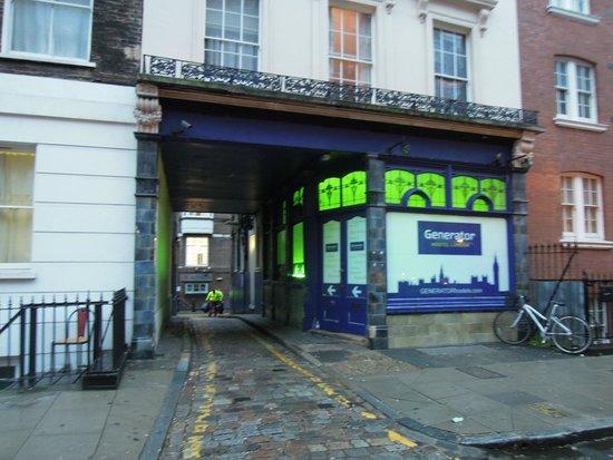habitaciones mixtas photo de generator hostel london