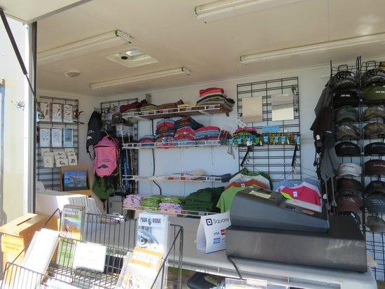 Hawk Ridge Bird Observatory: Gift Shop Truck