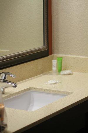 La Quinta Inn & Suites San Diego Old Town / Airport: bath