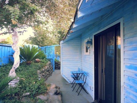 """Rio Sierra Riverhouse: Aussenansicht """"garden"""" Zimmer"""