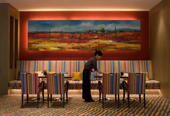 Ren Ji Wan Yi Hotel MoMo Cafe