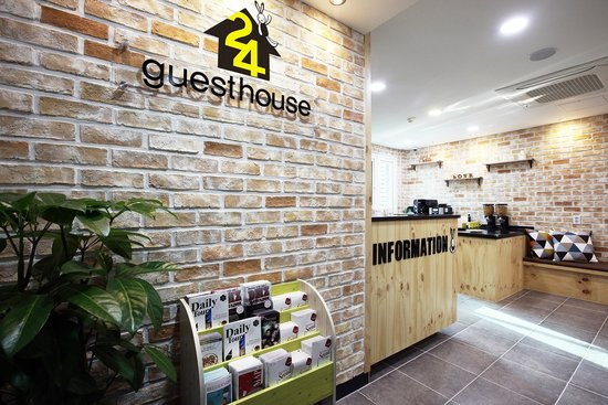 24guesthouse Myeongdong Avenue