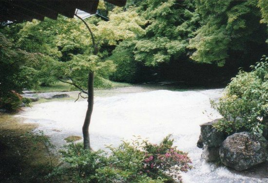 Yashima-ji Temple: 屋島寺 石庭