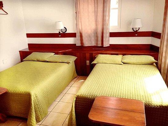 Hotel Casa Amelia: Habitación Doble twin