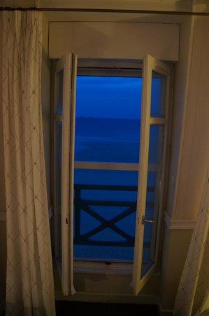 Hotel Beaufort: 部屋の窓
