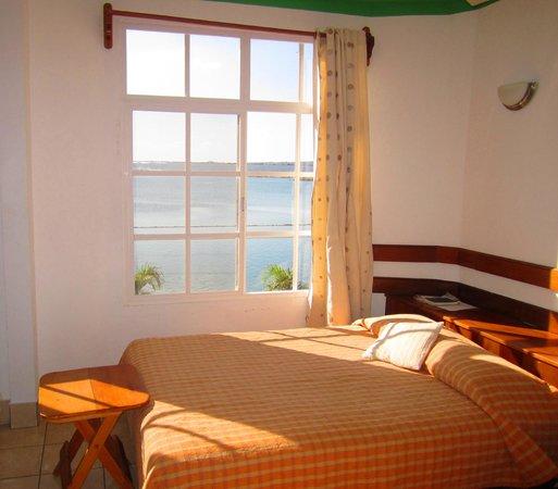 Hotel Casa Amelia: Habitación Vista al Lago