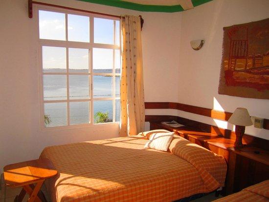 Hotel Casa Amelia : Lake view