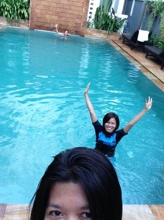 Tanei Boutique Villa : tanei guesthouse's pool