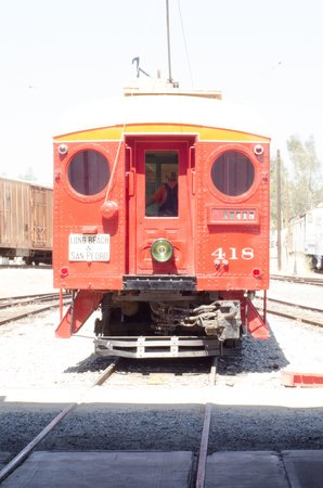 Orange Empire Railway Museum: The Trolley