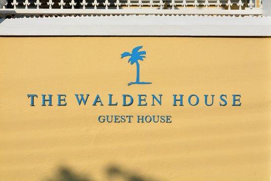 The Walden House: Entrance