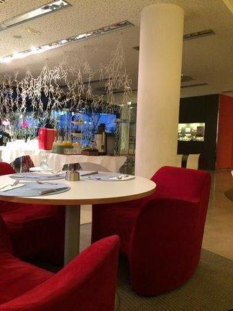 Hotel Sant Cugat : desayuno