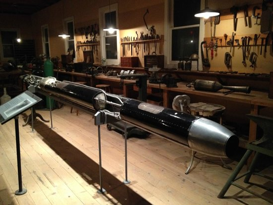 Roswell Museum & Art Center: The Rocketry Exhibit at the Museum