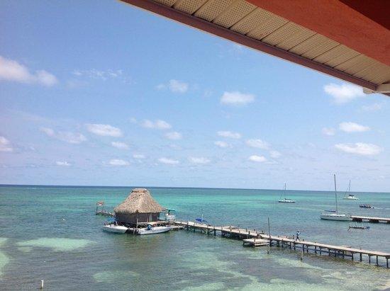 Mayan Princess Hotel: View from Room