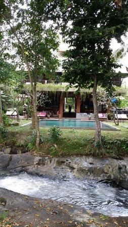 RedDoor Bali : View from opposite