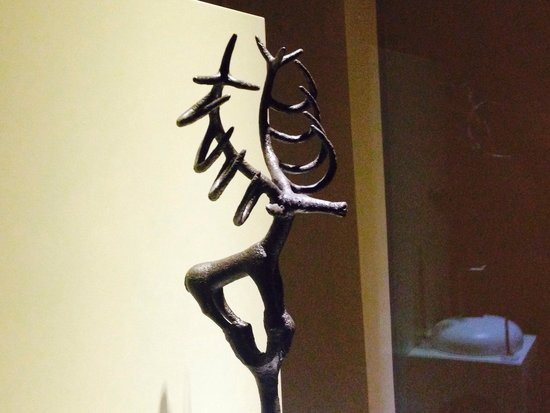 Anadolu Medeniyetleri Muzesi: Deer of Hacettepe