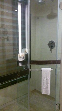 Changle County, China: Bathroom