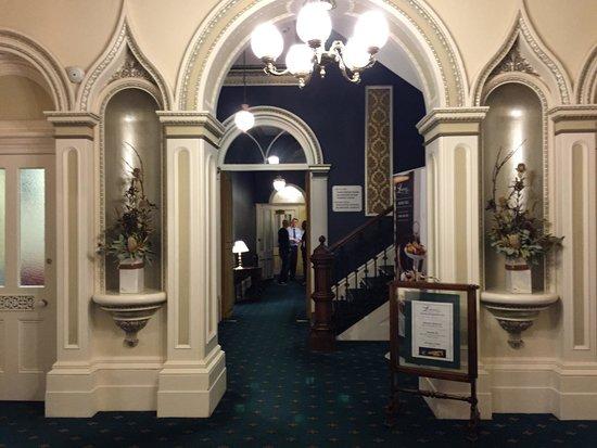 Lenna of Hobart: foyer again