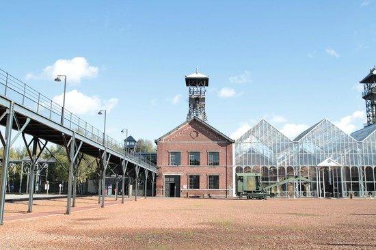 Centre historique minier - Musee de la Mine : vue du musée