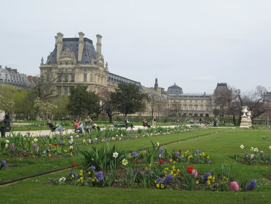Lindo picture of jardin des tuileries paris tripadvisor for Jardin tuileries