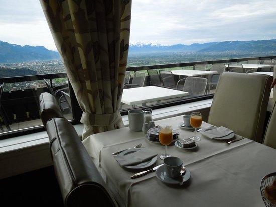Hotel Restaurant Traube: Breakfast - Hotel Traube Oct 14 2013