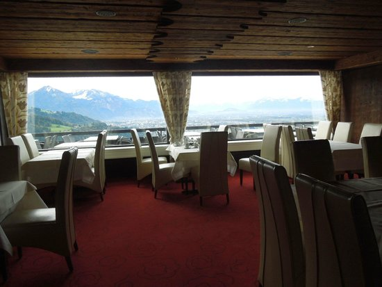 Bildstein, Österreich: Dining room - Hotel Traube Oct 14 2013
